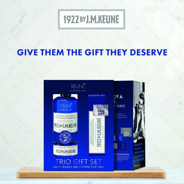 1922 Keune Trio Gift Set