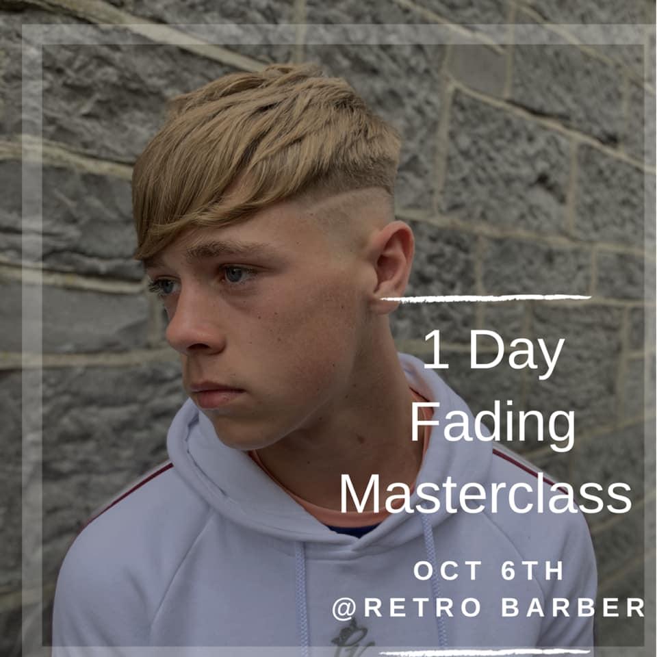 Fading masterclass OCT 6 th