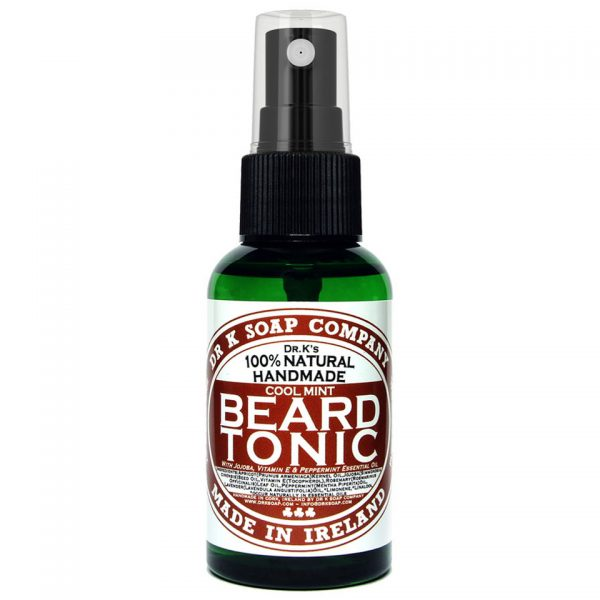 Dr K Soap Beard tonic Cool Mint (50ml)